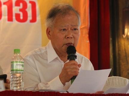 GS Cao Huy Thuan