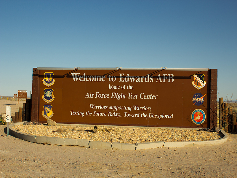 Edwards_Air_Force_Base_Main_Entrance_Sign_November_2010