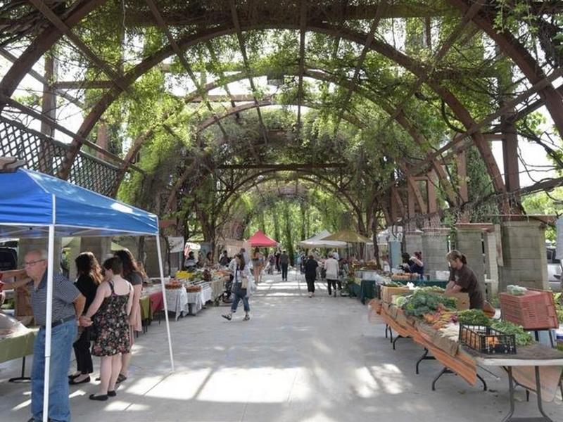 Fresno Farmers Market-006