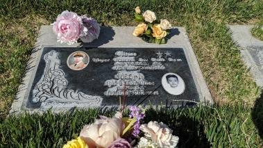 Viếng mộ Cố Thiếu Tướng Bùi Đình Đạm Khóa 1
